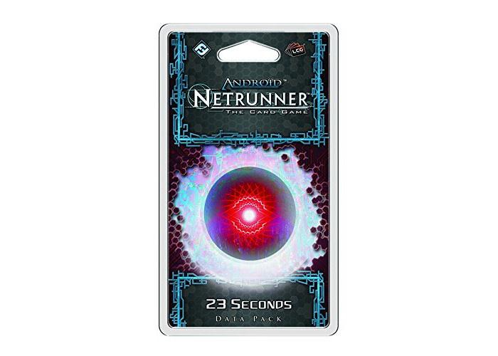 Netrunner: 23 Seconds