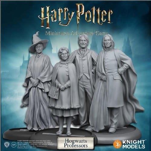 Harry Potter Miniatures Hogwart's Professors Pk