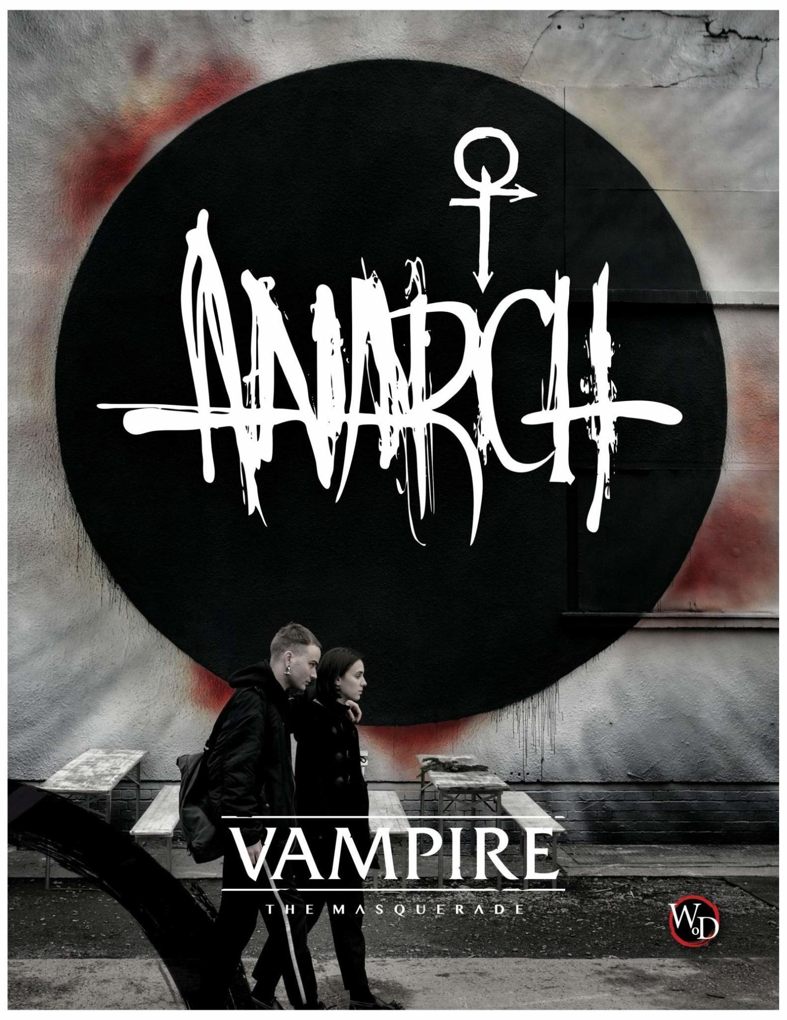 Vampire: The Masquerade Anarch