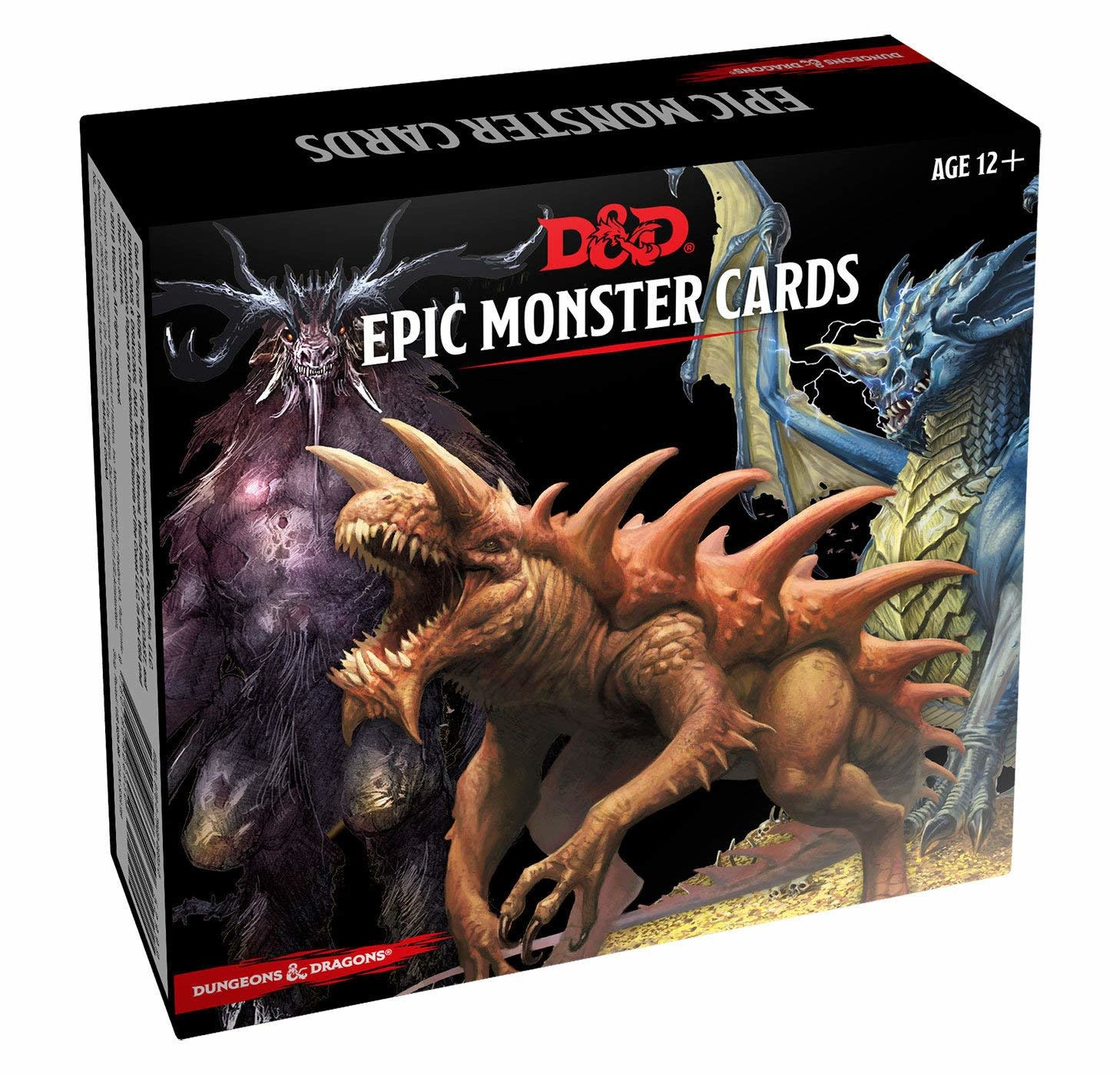 Dungeons & Dragons Epic Monster Cards