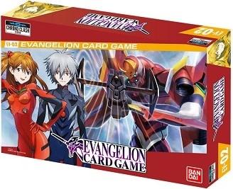 Evangelion Card Game - Asuka/Kaworu