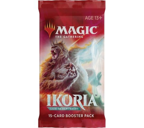 Wizards Of The Coast MtG: Ikoria LOB (Booster Pack)