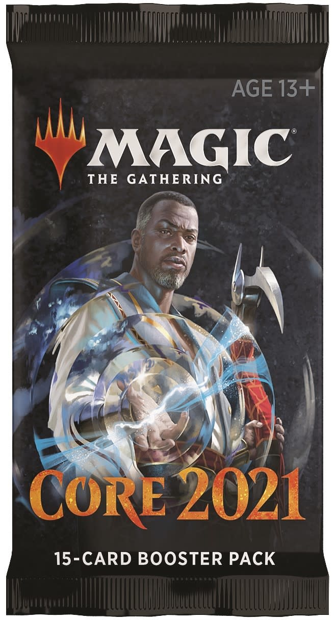 Wizards Of The Coast MTG: Core 2021 (Booster Pack)
