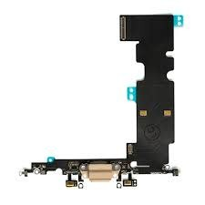 Ip8+  charging port Gold