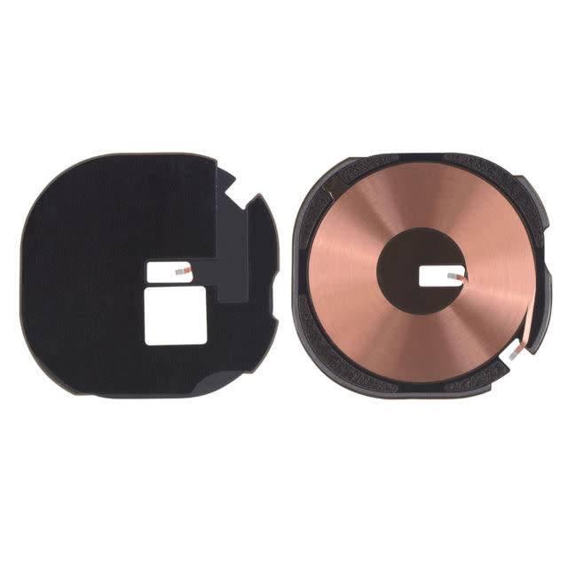 Ip8 wireless charging port (NFC)