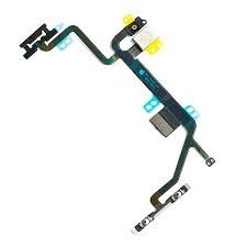 Ip8 power volume flex cable with bracket