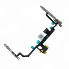 Ip8+ power volume flex cable with bracket