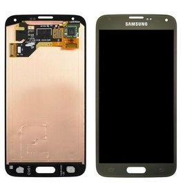 S5 Gold LCD