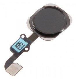 iP6/6+ Black Home Button Flex