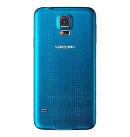 S5 Blue Back Cover