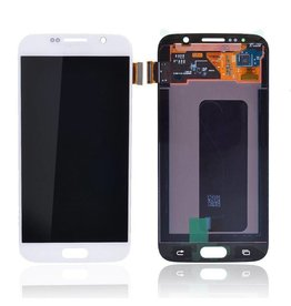 S6 white LCD W/O frame