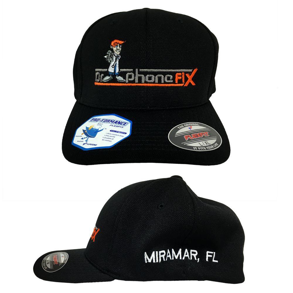 DPF Hats (Flexfit Cool & Dry Mesh ) Lg/Xlg