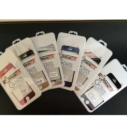 Color Tempered Glass Cell Front and Back