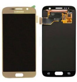S7 Gold LCD