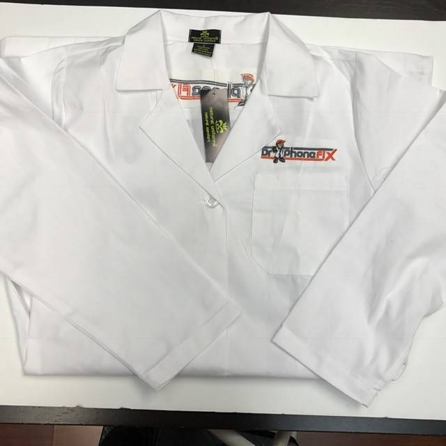 DPF Lab Coats (5X-Large)