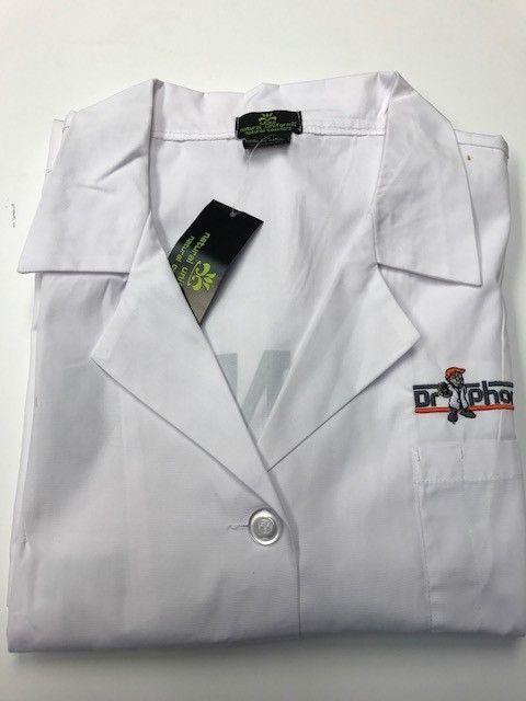 DPF Short Sleeve Lab Coats (Large)