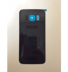 S6 Edge Blue Back Cover