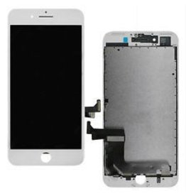 Ip7 White Digitizer/LCD