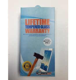iP5 Tempered Glass