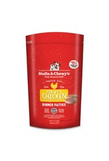 Stella & Chewy's Stella & Chewy's Raw Frozen Chicken Dinner Patties for Dogs 6lb