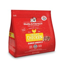 Stella & Chewy's Chicken Raw Frozen Dinner Morsels For Dogs 4lb