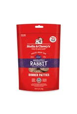Stella & Chewy's Stella & Chewy's Absolutely Rabbit Freeze-Dried Dinner Patties for Dogs