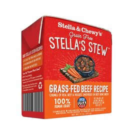 Stella & Chewy's Stella & Chewy's Stella's Stew Grass-Fed Beef Recipe Wet Dog Food 11oz