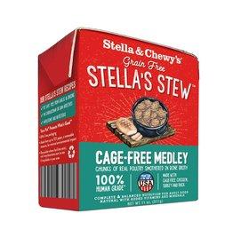 Stella & Chewy's Stella & Chewy's Stella's Stew Cage-Free Medley Wet Dog Food 11oz