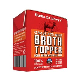 Stella & Chewy's Stella & Chewy's Grass-Fed Beef Broth Topper for Dogs 11oz