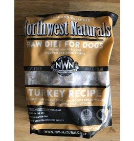 Northwest Naturals Northwest Naturals Raw Frozen Turkey Recipe Dog Food Nuggets 6lb