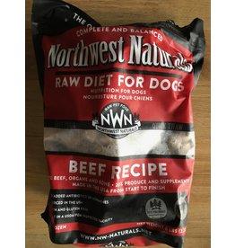 Northwest Naturals Northwest Naturals Raw Frozen Beef Recipe Dog Food Nuggets 6lb