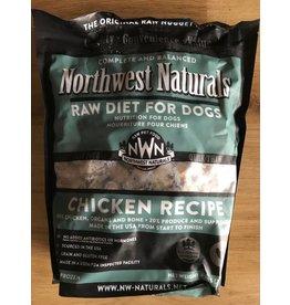 Northwest Naturals Northwest Naturals Raw Frozen Chicken Recipe Dog Food Nuggets 6lb