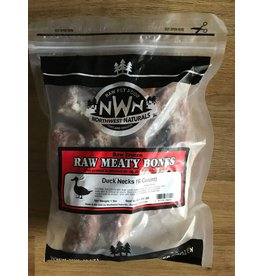 Northwest Naturals Northwest Naturals Raw Frozen Duck Necks for Dogs 16oz
