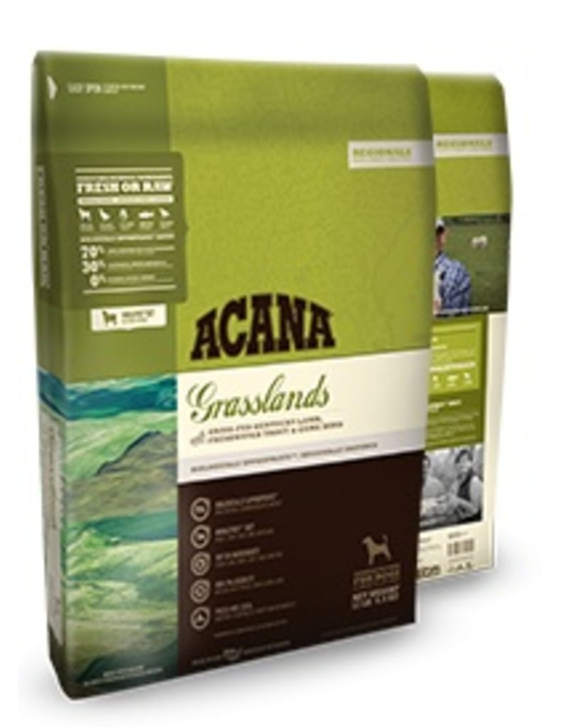 Acana Regionals Grasslands Formula Dry Dog Food