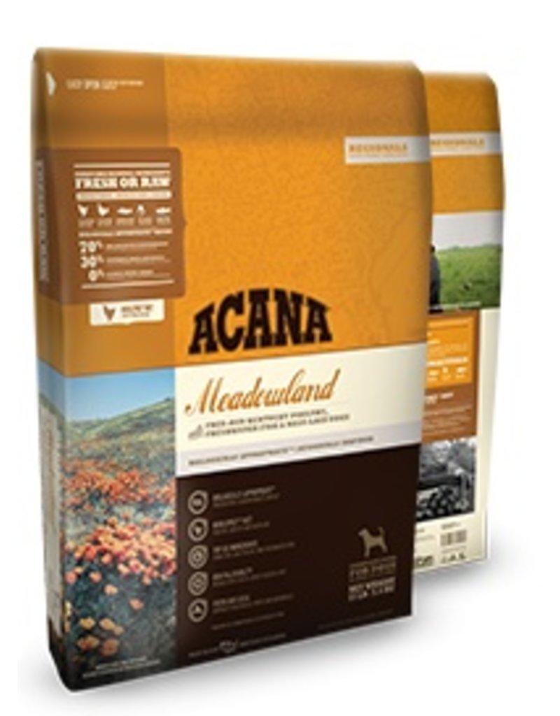 Acana Regionals Meadowland Formula Dry Dog Food