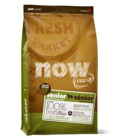 Petcurean Now Fresh Grain Free Small Breed Senior Recipe Dry Dog Food 6lb