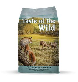 Taste of the Wild Taste of the Wild Appalachian Valley Grain-Free Dry Dog Food