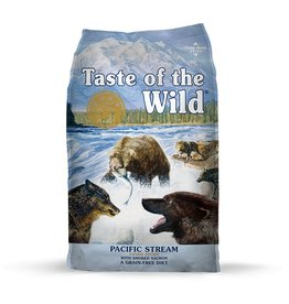 Taste of the Wild Taste of the Wild Pacific Stream Grain-Free Dry Dog Food