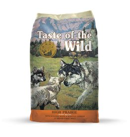 Taste of the Wild Taste of the Wild Puppy High Prairie Grain-Free Dry Dog Food