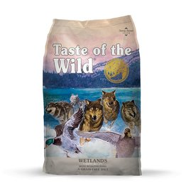 Taste of the Wild Taste of the Wild Wetlands Grain-Free Dry Dog Food