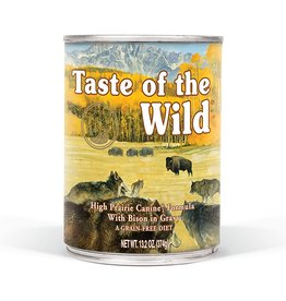 Taste of the Wild Taste of the Wild Grain-Free Canned Dog Food 13.2oz High Prairie