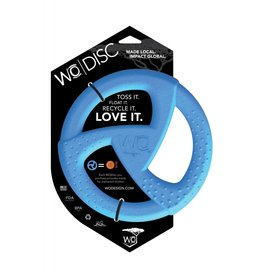 WO Dog Toys Widows & Orphans WO Dog Toy Disc Blue