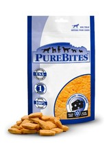 PureBites Freeze-Dried Cheddar Cheese Dog Treats 4.2oz