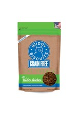 Cloud Star Cloud Star Grain Free Buddy Biscuits Tender Chicken Cat Treats 3oz