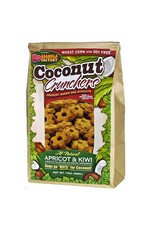 K9 Granola Factory Coconut Crunchers Apricot & Kiwi Dog Treats 14oz