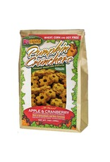 K9 Granola Factory Pumpkin Crunchers Apple & Cranberry Dog Treats 14oz