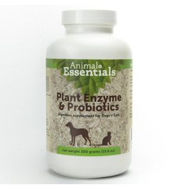 Animal Essentials Plant Enzyme & Probiotics Dog & Cat Supplement 300g