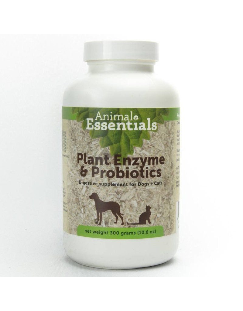 Animal Essentials Plant Enzyme & Probiotics Dog & Cat Supplement 300g