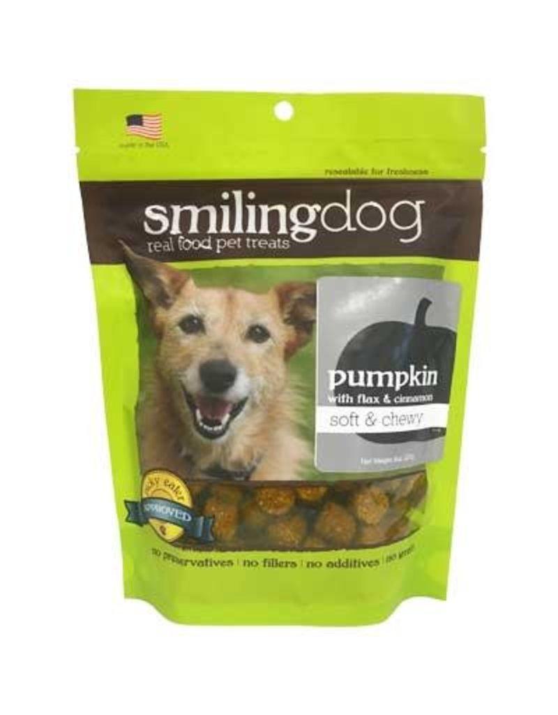 Herbsmith Smiling Dog Pumpkin Flax Cinnamon Soft Chewy Dog
