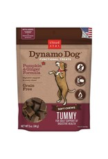 Cloud Star Cloud Star Dynamo Dog Tummy Soft Chews Pumpkin & Ginger Formula Dog Treats 5oz
